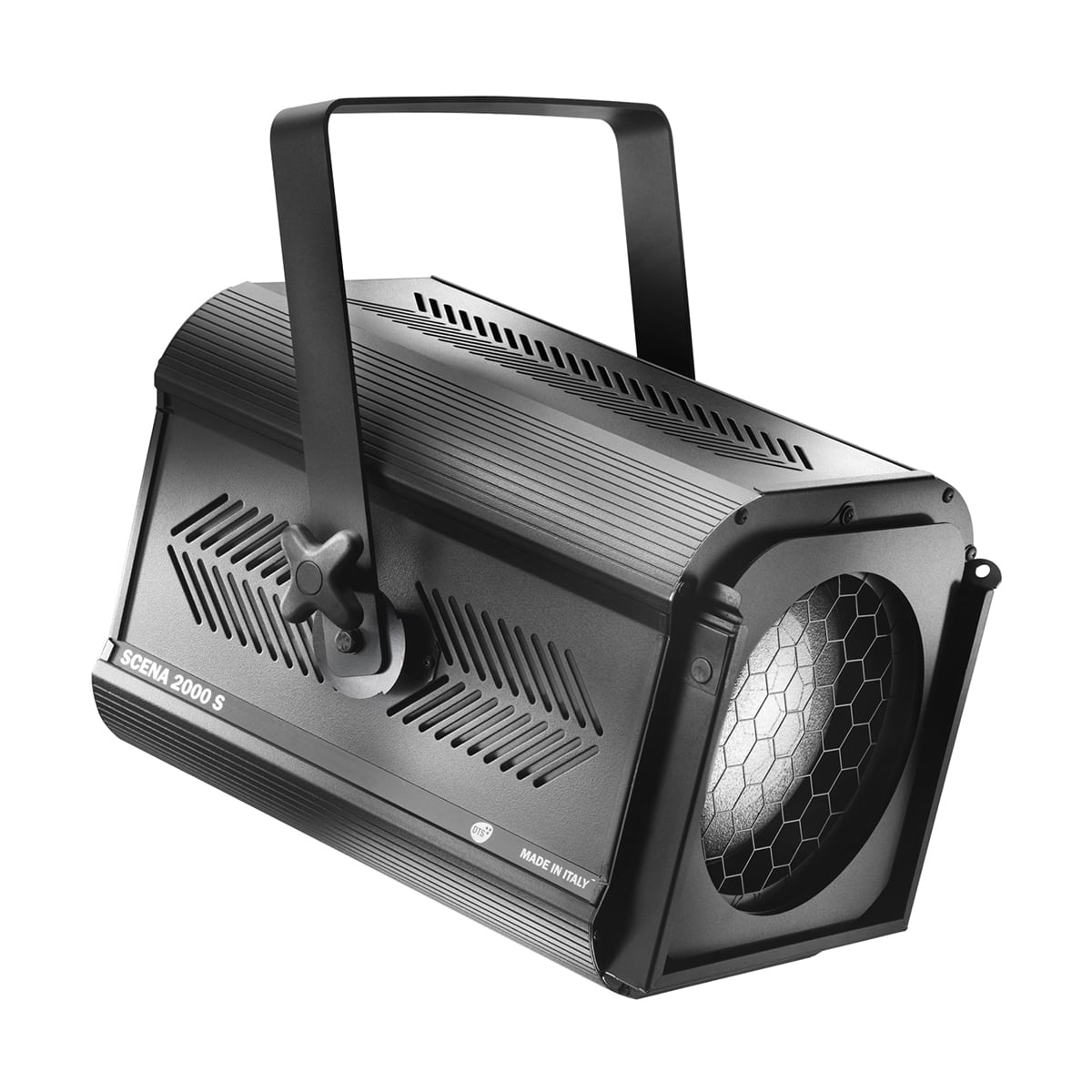 SCENA S - The classic lamp projector suitable for theatre
