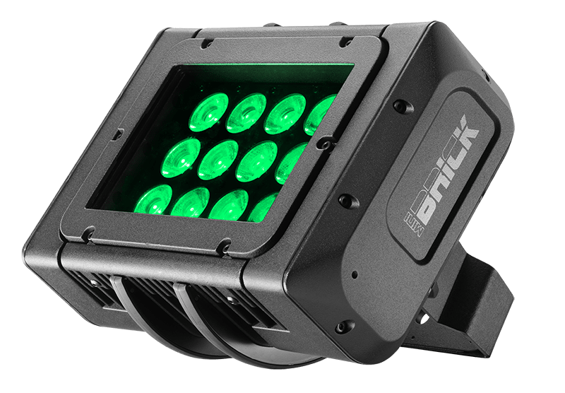 Mini brick il nuovo potente led wash light in versione mini technical data asfbconference2016 Choice Image