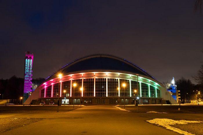 Illuminazione Auditorium Tallinn